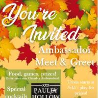 2019 Chamber Ambassador Meet & Greet
