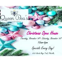 Queen Bea's Christmas Open House