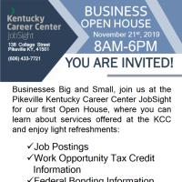 KY Career Center Business Open House