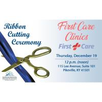 First Care Clinics Grand Opening
