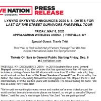 Lynyrd Skynrd with Travis Tritt