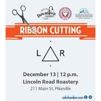 Lincoln Road Roastery Ribbon Cutting