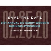 21st Annual Big Sandy Women's Business Symposium