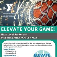 Next Level Basketball at the Pikeville YMCA