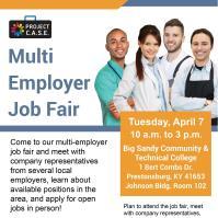 Multi-Employer Job Fair