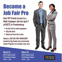 Become a Job Fair Pro