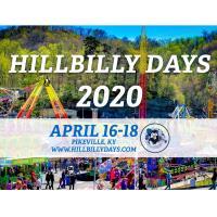 2020 Hillbilly Days Festival