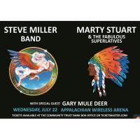 Steve Miller Band Concert