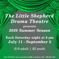 Little Shepherd Drama 2020 Season