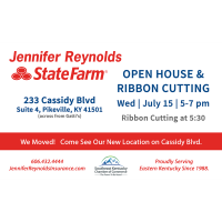 Jennifer Reynolds State Farm Open House