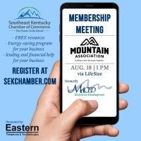 Membership Webinar with Mountain Association