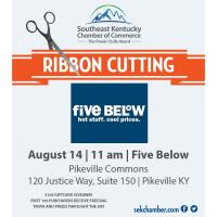 Five Below Pikeville Grand Opening & Ribbon Cutting