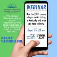 2020 Census Redistricting Webinar