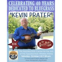 The Kevin Prater Band Live