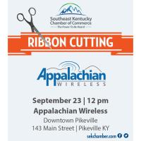 Appalachian Wireless Downtown Pikeville Grand Reopening