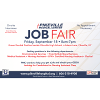 PMC Job Fair