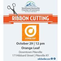 Orange Leaf Pikeville Grand Reopening