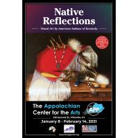 Native Reflections exhibit at The App
