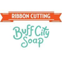 Buff City Soaps - Ribbon Cutting