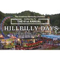 hillbilly days 17 southeast kentucky chamber of commerce
