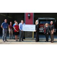 Red Cross receives AEP Foundation Grant and kicks off National Preparedness Month in EKY