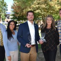 Southeast Kentucky Chamber receives two awards at annual conference
