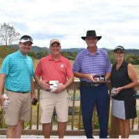 Chamber raises more than $6,000 to benefit local schools during golf outing