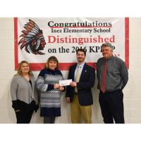 Southeast Kentucky Chamber awards education grants