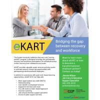 eKART: Bridging the gap between recovery and workforce