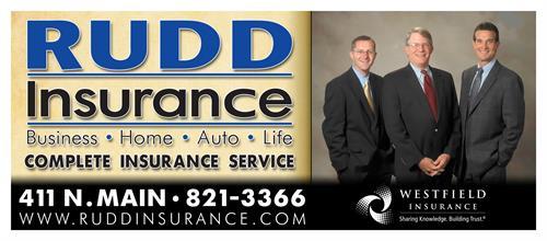 Rudd Insurance/Allen Rudd; Bob Werner; Tim Quinn