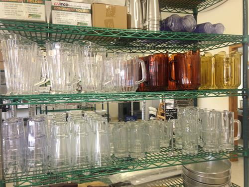 Kentucky Restaurant Supply proudly carries Libbey glassware. Shop our instock selection, or order from our vast online collection.
