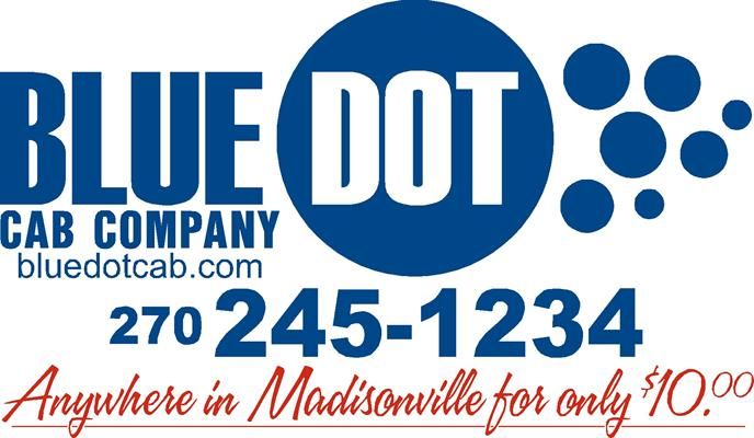 Blue Dot Cab / Blue Dot Towing & Recovery