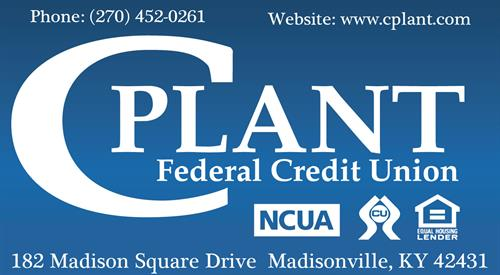 CPlant Federal Credit Union Madisonville