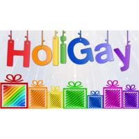 11th Annual HoliGay Celebration - Fundraiser Edition (through December 17th)