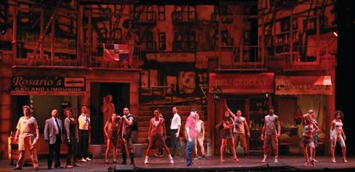 In the Heights- Regional Premiere