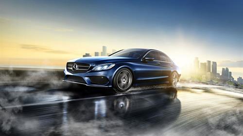 Mercedes-Benz 2015 C-Class