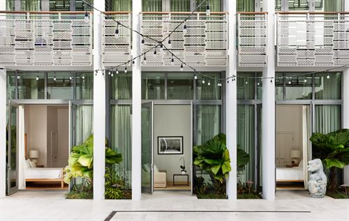 Multi-Room Residences