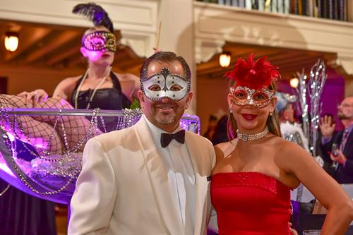 Pridelines Masquerade Ball