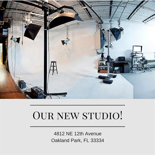 Our NEW Studio!