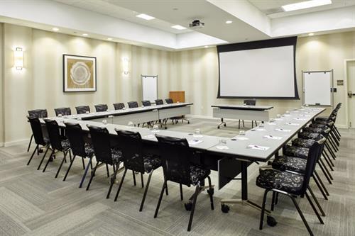 The Meeting Room U-Shape