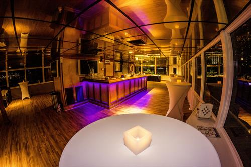 Temperature Controlled Cocktail Deck