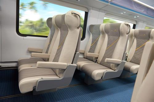 Smart Coach Seats
