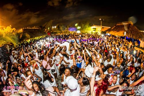 SweetHeat All White Party
