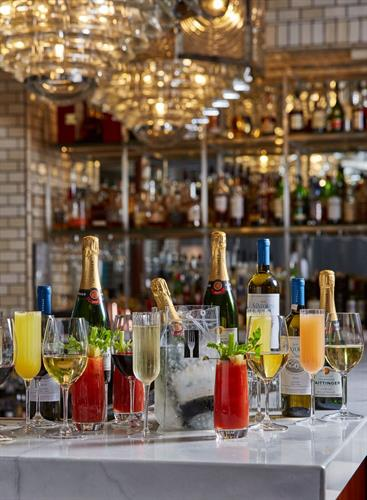 Boozy Brunch, anyone?