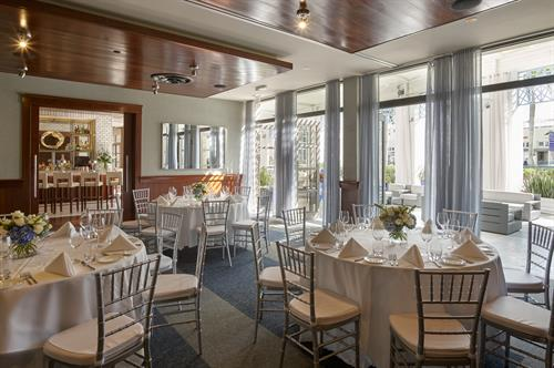 The Ocean Room is perfect for your next private event!