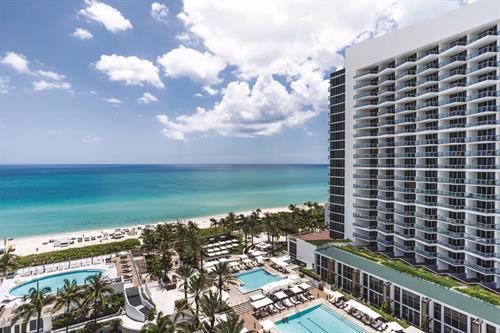 Eden Roc Miami Beach & Nobu Hotel Miami Beach Exterior