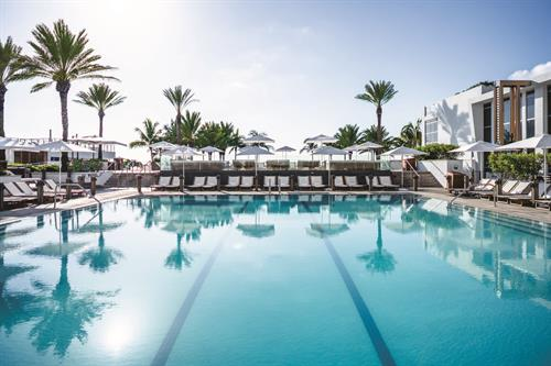Eden Roc Miami Beach & Nobu Hotel Miami Beach Main Pool