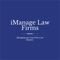iManage Law Firms