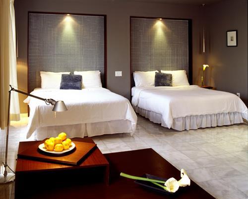 Studio suite 2 beds