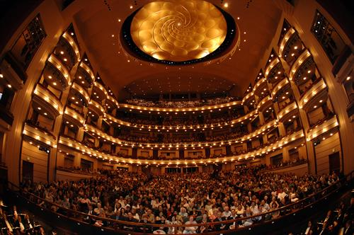 Ziff Ballet Opera House Photo by Ben Thacker